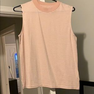 Everlane Tank Stripped NEW Without Tags